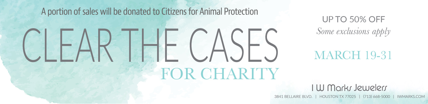 Clear the Cases Fundraiser