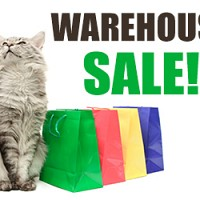CAP Thrift Store Warehouse Sale!